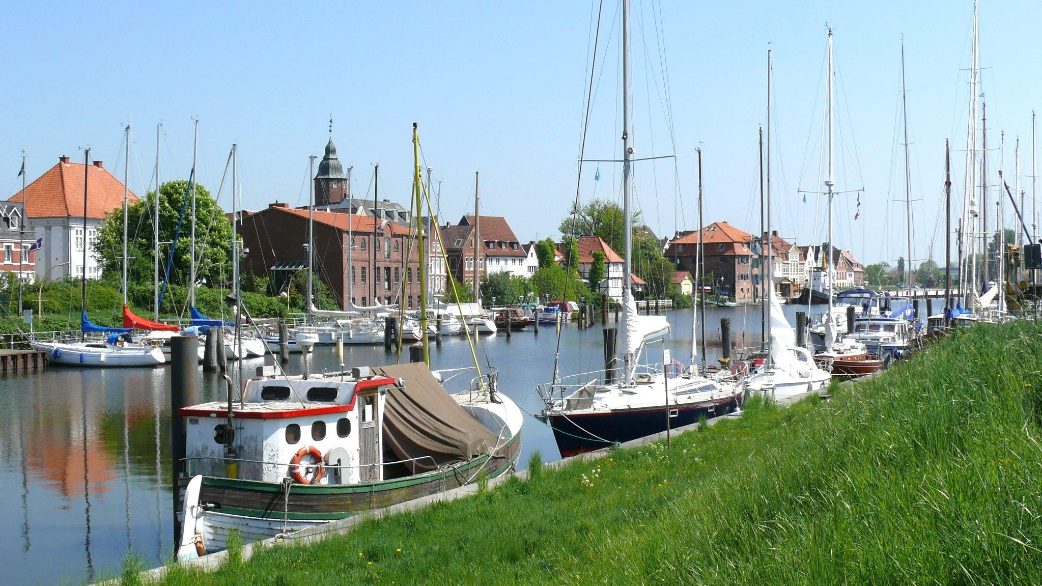 Glückstadt_Hafen